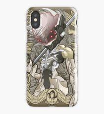 Raiden - MGS4 iPhone Case/Skin