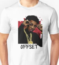 The swaggie offset T-Shirt