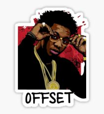 The swaggie offset Sticker