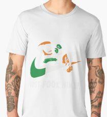 Conor McGregor VS Floyd Mayweather  Men's Premium T-Shirt