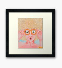 Astigmatic Ticonderoga  Framed Print
