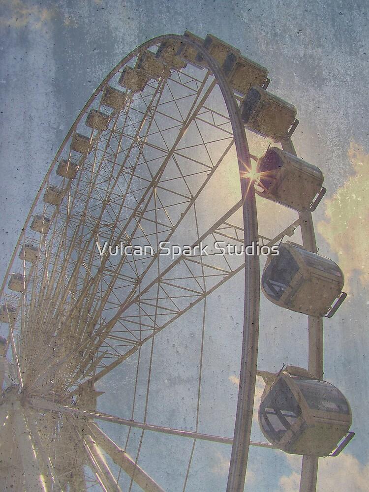 Sky Wheel 4 by Vulcan Spark Studios