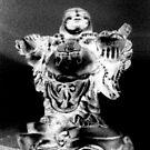Laughing Buddha............. by scorpionscounty