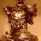 Laughing Buddha ---- 2 by scorpionscounty