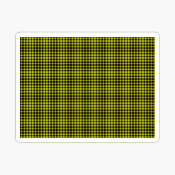 MacLachlan Tartan Sticker