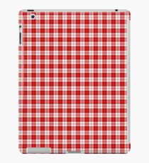 Menzies Tartan iPad Case/Skin