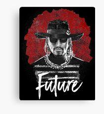 Swaggie men Future Canvas Print