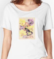 Spring Garden Women's Relaxed Fit T-Shirt