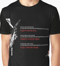 The Gunslinger quotes Graphic T-Shirt