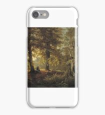 Lost in Thoughts, Everhardus Koster iPhone Case/Skin