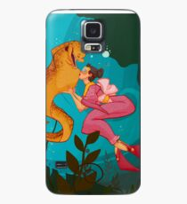 A Girl and her Eel Case/Skin for Samsung Galaxy