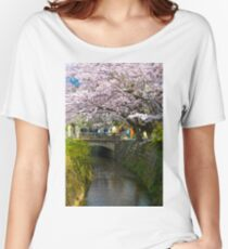 Philosopher's Path Japan Women's Relaxed Fit T-Shirt