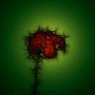 Rose by ninamsc