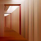 Corridor by Bluesrose