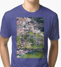 Cherry Blossom Lovers Tri-blend T-Shirt