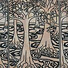 Forest for the Trees by Isabella  Mackay