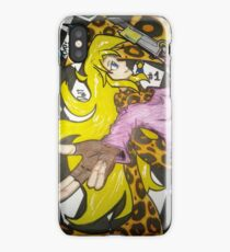 Diamond Dire Doll iPhone Case