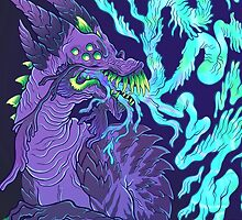 Tendril Breath by xzyolotl