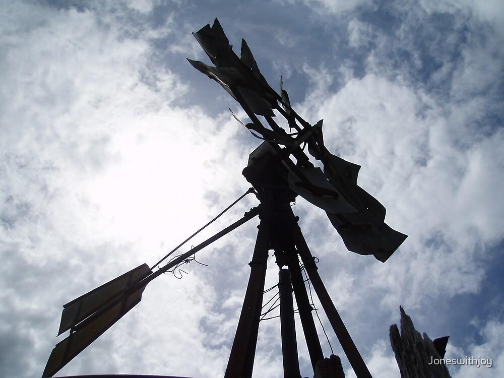 Windmill by Joneswithjoy