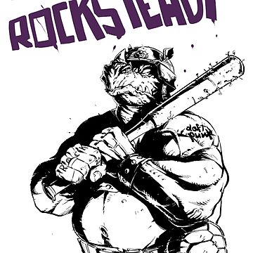 Rocksteady by superbeckmann