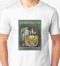 Vintage Travel Poster – New York World's Fair T-Shirt