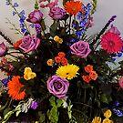 Flowers by crimsontideguy
