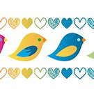 tweet love by claclina