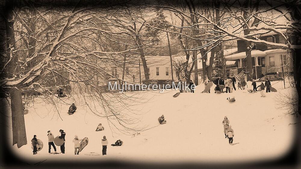 #350           Winter Vacation by MyInnereyeMike