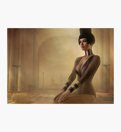 Sphinx Photographic Print