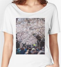 Blossoms Above Women's Relaxed Fit T-Shirt