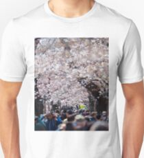 Blossoms Above Unisex T-Shirt