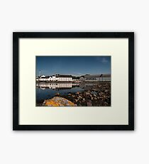 Islay: Laphroaig Distillery Framed Print