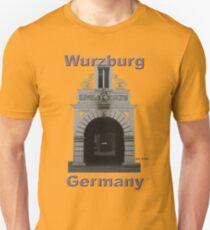 Wurzburg Archway Unisex T-Shirt