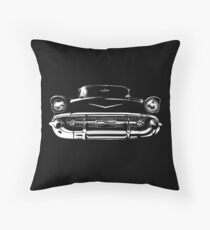 57 Chevy Throw Pillow
