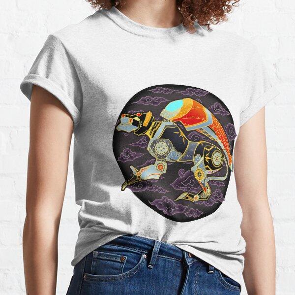 Black Lion Batik Classic T-Shirt