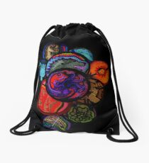 Game of Bubbles GoT House Mix Original Drawstring Bag