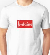 Fontaine cards T-Shirt