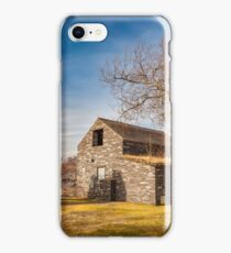 Welsh Quarry Buildings iPhone Case/Skin
