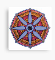 Tagines - Colours of Morocco  Canvas Print