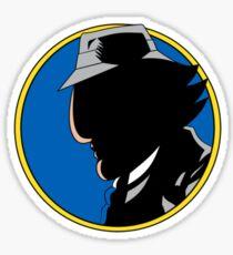 The Inspector Sticker