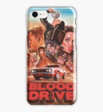 Blood Drive iPhone Case/Skin