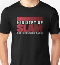 Ministry Of Slam Logo Gear T-Shirt