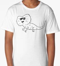 Frill Neck Lizard Long T-Shirt