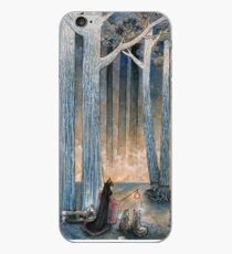 Beginning - Kitsune Fox Yokai Japanese iPhone Case