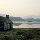 Highland Dawn by Duncan Waldron
