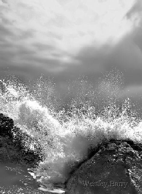 Close Wave by westwizzer