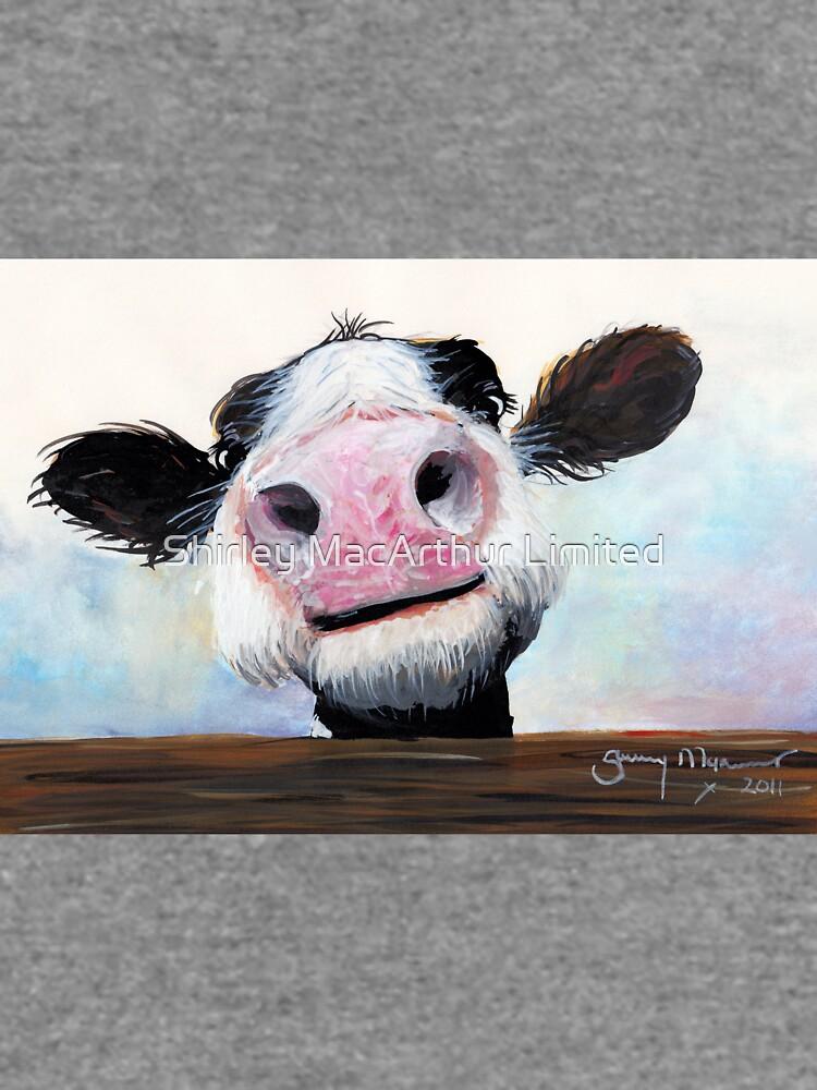 NOSY COW 'HE! WIE GEHT ES? VON SHIRLEY MACARTHUR von ShirleyMacA