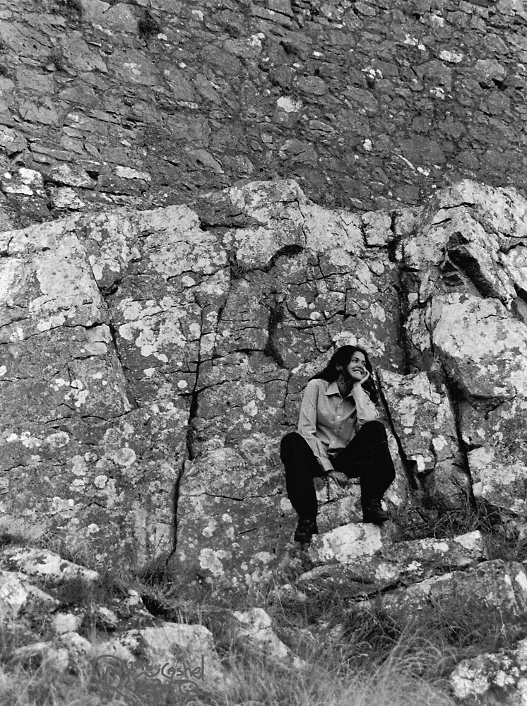 Gema and the Rock of Cashel 1996 by Philip  Rogan