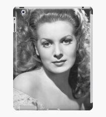 Maureen o hara iPad Case/Skin