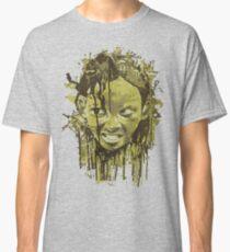 Portrait / Angry Summer / Summer /  TSHIRT / UNISEX / ART PRINTS  Classic T-Shirt